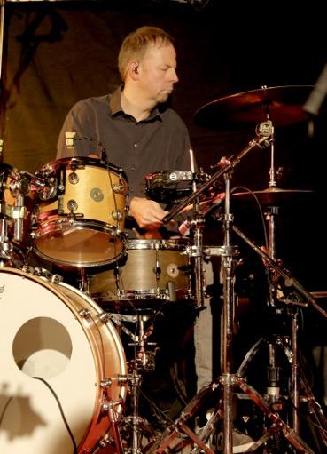 Jörg Berger – Schlagzeug
