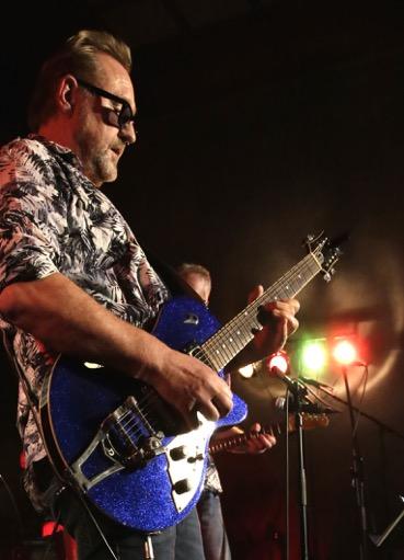 Manne Kraski – Gitarre, Produzent