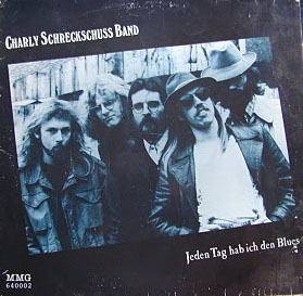cover Jeden Tag hab ich den Blues (1981)