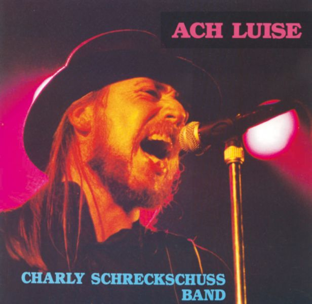 cover Ach Luise (1990)